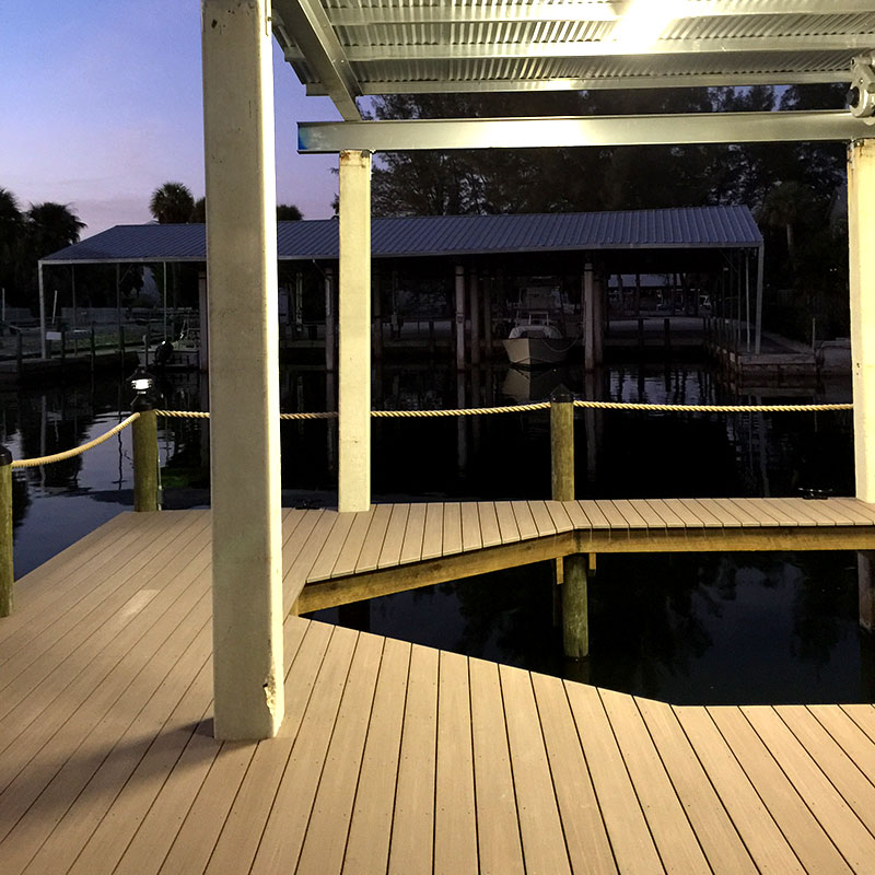 Custom Dock Design