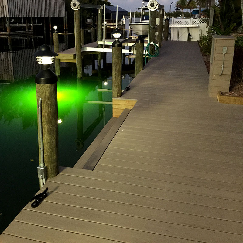 Innovative Marine Structures - Dock Design